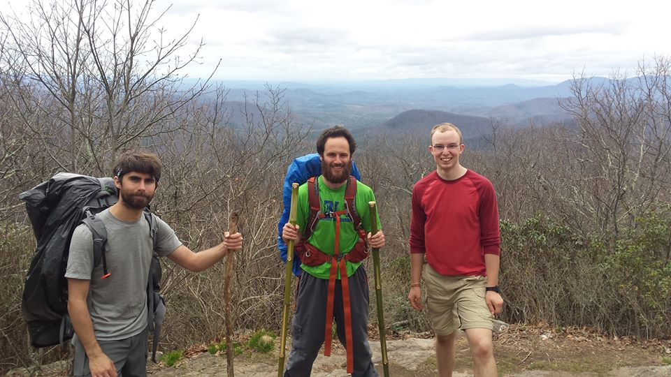 Appalachian Trail Hikers