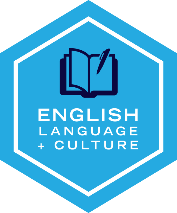 English Language and Culture