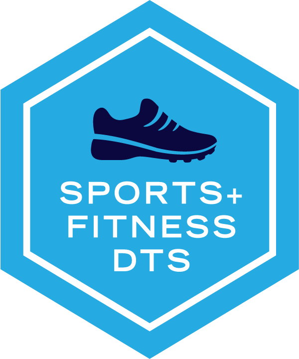Sports & Fitness DTS icon