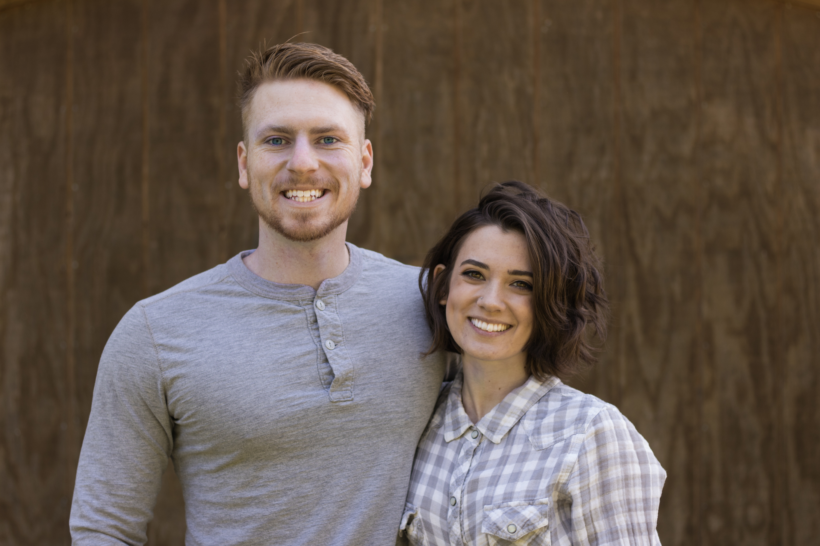 Jesse & Madeline Carmichael